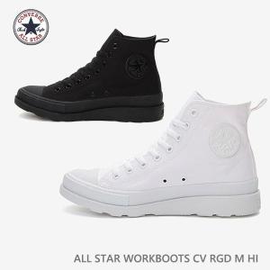 CONVERSE コンバース CHUCK TAYLOR チャックテイラー ALL STAR WORKBOOTS CV RGD M HI 3206977|walkup