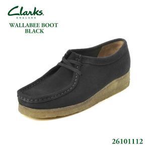 Clarks クラークス WALLABEE ワラビー レディース カジュアル モカシン 26101112 walkup