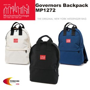 Manhattan Portage マンハッタンポーテージ Governors Backpack (M) MP1272|walkup