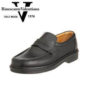 Rinescante Valentiano リナシャンテ バレンチノ幅広モデル ソフトレザー メンズ ローファー ビジネスシューズ 3101  walkup