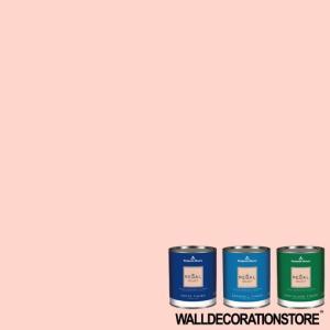 水性ペンキ ベンジャミンムーア  001 pink powderpuff クォート缶 0.9L 塗料 リーガルセレクト リーガルセレクト|walldecorationstore