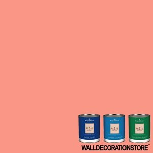 水性ペンキ ベンジャミンムーア  004 pink polka dot ガロン缶 3.8L 塗料 リーガルセレクト|walldecorationstore