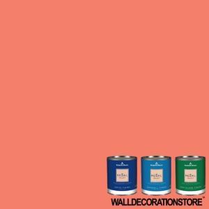 水性ペンキ ベンジャミンムーア  005 tucson coral クォート缶 0.9L 塗料 リーガルセレクト|walldecorationstore