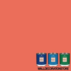 水性ペンキ ベンジャミンムーア  006 picante ガロン缶 3.8L 塗料 リーガルセレクト|walldecorationstore
