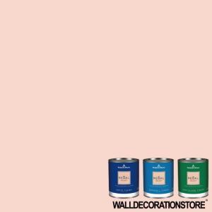 水性ペンキ ベンジャミンムーア  008 pale pink satin クォート缶 0.9L 塗料 リーガルセレクト|walldecorationstore