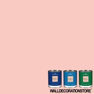 水性ペンキ ベンジャミンムーア  009 blushing brilliance クォート缶 0.9L 塗料 リーガルセレクト|walldecorationstore