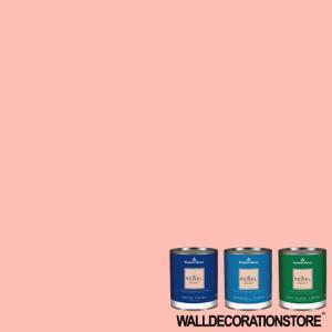 水性ペンキ ベンジャミンムーア  010 pink canopy クォート缶 0.9L 塗料 リーガルセレクト|walldecorationstore