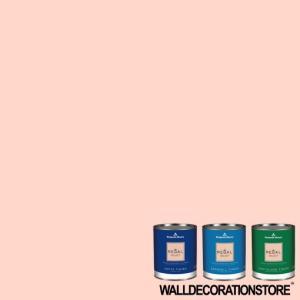 水性ペンキ ベンジャミンムーア  016 bermuda pink クォート缶 0.9L 塗料 リーガルセレクト|walldecorationstore