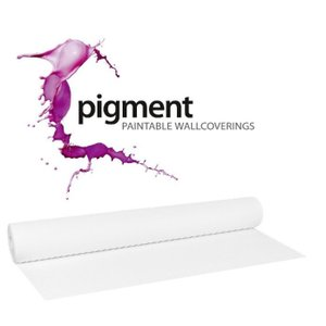 貼って剥がせるペンキ用下地壁紙 不織布 Pigment|walldecorationstore