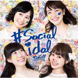 【album】「 #Socialidol 」 / notall|wallop-store