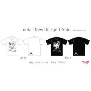 notall オフィシャルTシャツ<2018>|wallop-store
