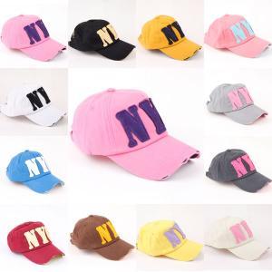 スナップバック キャップ 帽子 レディース キャップ メンズ NYC ロゴ 全12色 ローキャップ ベースボールキャップ|wallstickershop