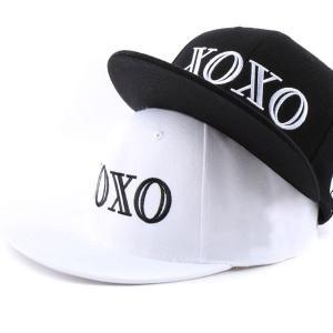 キャップ ローキャップ 帽子 スナップバック キャップ ローキャップ ベースボールキャップ XOXO レディース キャップ メンズ キャップ|wallstickershop