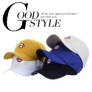 ローキャップ 帽子 ベースボールキャップ 野球帽子 レディース メンズ ロゴ UNDERGROUND ローキャップ ベースボールキャップ wallstickershop