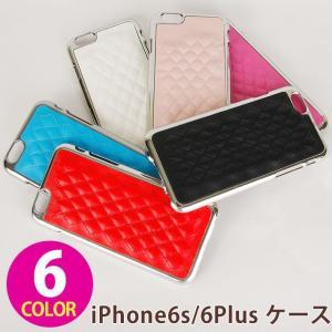 (お買い得セール50%OFF)iPhone6 iPhone6s Plus ケース ハードケース ハードカバー ポリカーボネート 布 合皮レザー スリム・薄型 斜め チェック柄|wallstickershop
