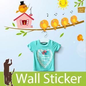 ウォールステッカー 壁 北欧 キャラクター 壁掛け ハンガー 壁掛け フック 貼ってはがせる のりつき 壁紙シール ウォールシール 動物|wallstickershop