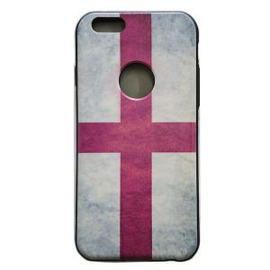 アウトレット iPhone6/6sケース ecoskin イングランド アイフォン 耐衝撃 TPU素材 wallstickershop