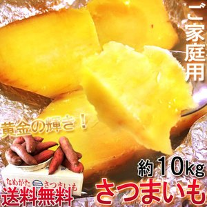 紅あずま・紅はるか さつまいも 約10kg 千葉県・茨城県産 訳あり品 濃厚な味と栄養豊富な旬の野菜...