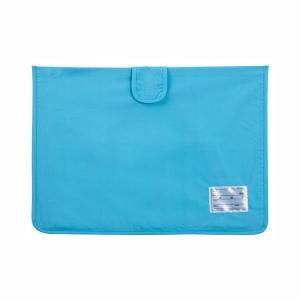 デピカ NEW防災ずきん MT用袋 こども用 ブルー|wamonogram