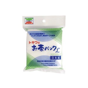 トキワ工業 お茶パックLサイズ 30枚入|wamonogram