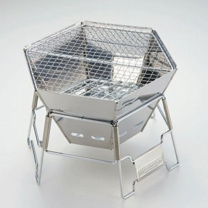 パール金属 ヘキサステンレスファイアグリル Lの関連商品10
