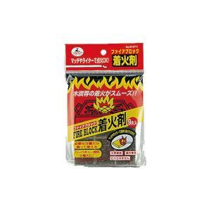 パール金属 ファイアブロック着火剤9片入の関連商品7