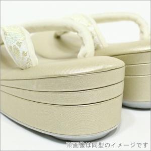 草履バッグセット 留袖 礼装 紗織 沙織 M /Lサイズ 06|wamonoya-inden|05
