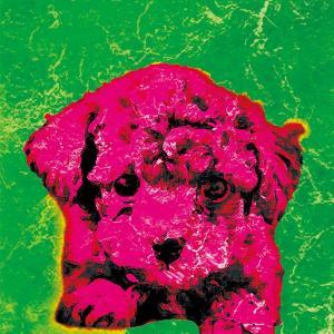 【BOW COLOR green】 トイプードル 10by10 STYLE (インテリア/雑貨/犬)|wan-nyan-gallery