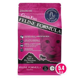 グレインフリー フィーライン キャットフード 12ポンド(5.4kg) アナメイト キャットフード|wan-nyan-olive