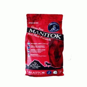 マ二トック 5ポンド(2.27kg) アナメイト グレインフリー ドッグフード マ二トック ANNAMAET|wan-nyan-olive|02