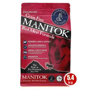 マ二トック 15ポンド(6.8kg) アナメイト グレインフリー ドッグフード マ二トック ANNAMAET|wan-nyan-olive