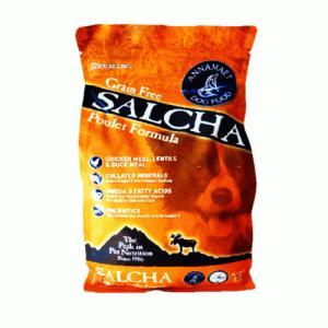 サルチャ 5ポンド(2.27kg) アナメイト グレインフリー ドッグフード サルチャ 5ポンド ANNAMAET|wan-nyan-olive|02