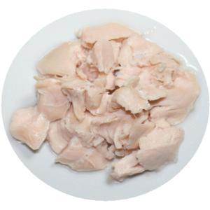 鶏ささみ角切りレトルト 40g ナチュラルサプリミート バセル|wan-nyan-olive|02