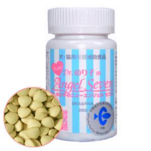 ニューエンジェルセブン 260粒 ドクターのり子 宮野のり子 核酸サプリメント 送料無料|wan-nyan-olive