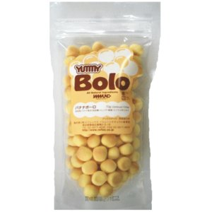 イミューンナチュラル ヤーミーボーロ バナナ 犬のおやつ(ボーロ)|wan-nyan-olive