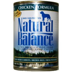 ダイエット缶フード チキン&ブラウンライス 369g ナチュラルバランス 犬用缶詰|wan-nyan-olive