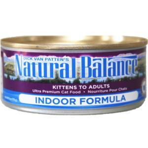 インドアキャット 156g 24缶 ナチュラルバランス キャット缶フード 猫用缶詰|wan-nyan-olive