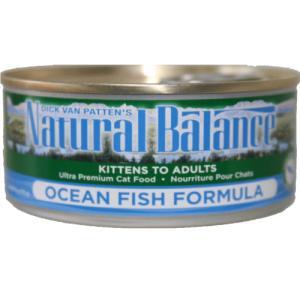 オーシャンフィッシュ 156g 24缶 ナチュラルバランス キャット缶フード  猫用缶詰|wan-nyan-olive