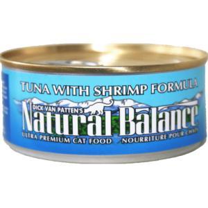 ツナ&シュリンプ 156g 24缶 ナチュラルバランス キャット缶フード  猫用缶詰|wan-nyan-olive
