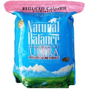 リデュースカロリー キャットフード 6.3ポンド(2.85kg) ナチュラルバランス キャットフード シニア 老猫 ダイエット 低脂肪|wan-nyan-olive