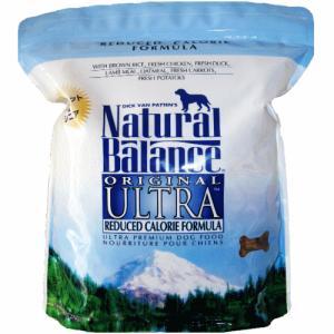 リデュースカロリー ドッグフード 5ポンド(2.27kg) ナチュラルバランス 老犬用 ダイエット用 低脂肪|wan-nyan-olive