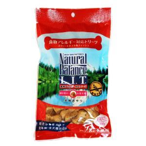 スウィートポテト&フィッシュトリーツ ミニ 100gパック ナチュラルバランス 犬のおやつ wan-nyan-olive