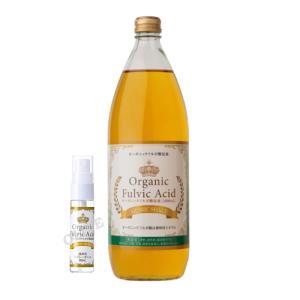 オーガニックフルボ酸原液 1000ml ライフバランス 送料無料|wan-nyan-olive