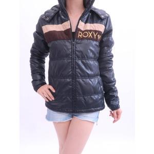 ROXY(ロキシー)中綿ジャケット 長袖 黒 レディース Aランク L wanboo