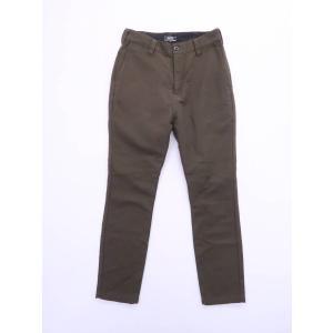 BEAMS(ビームス)ウール混パンツ 緑 メンズ Bランク M