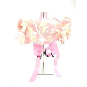 子供服★ちびRady(チビレディー)キャンディリュック ピンク/白 Sランク wanboo
