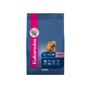 ユーカヌバ シニア 小型犬種(超小粒) 2.7kg