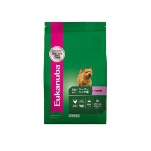 ユーカヌバ スーパーシニア 小型犬種(超小粒)  2.7kg