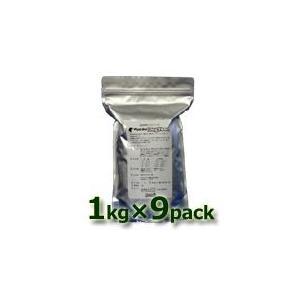 ワンダードッグフード 9kg 小分包装 1kg×9パック ナチュラルドッグフード 栄養食 無添加 国産 成犬用