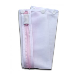 ネクタイ 用 洗濯ネット 洗濯ネット 家庭洗濯 ランドリーネット (2つ折りタイプ)